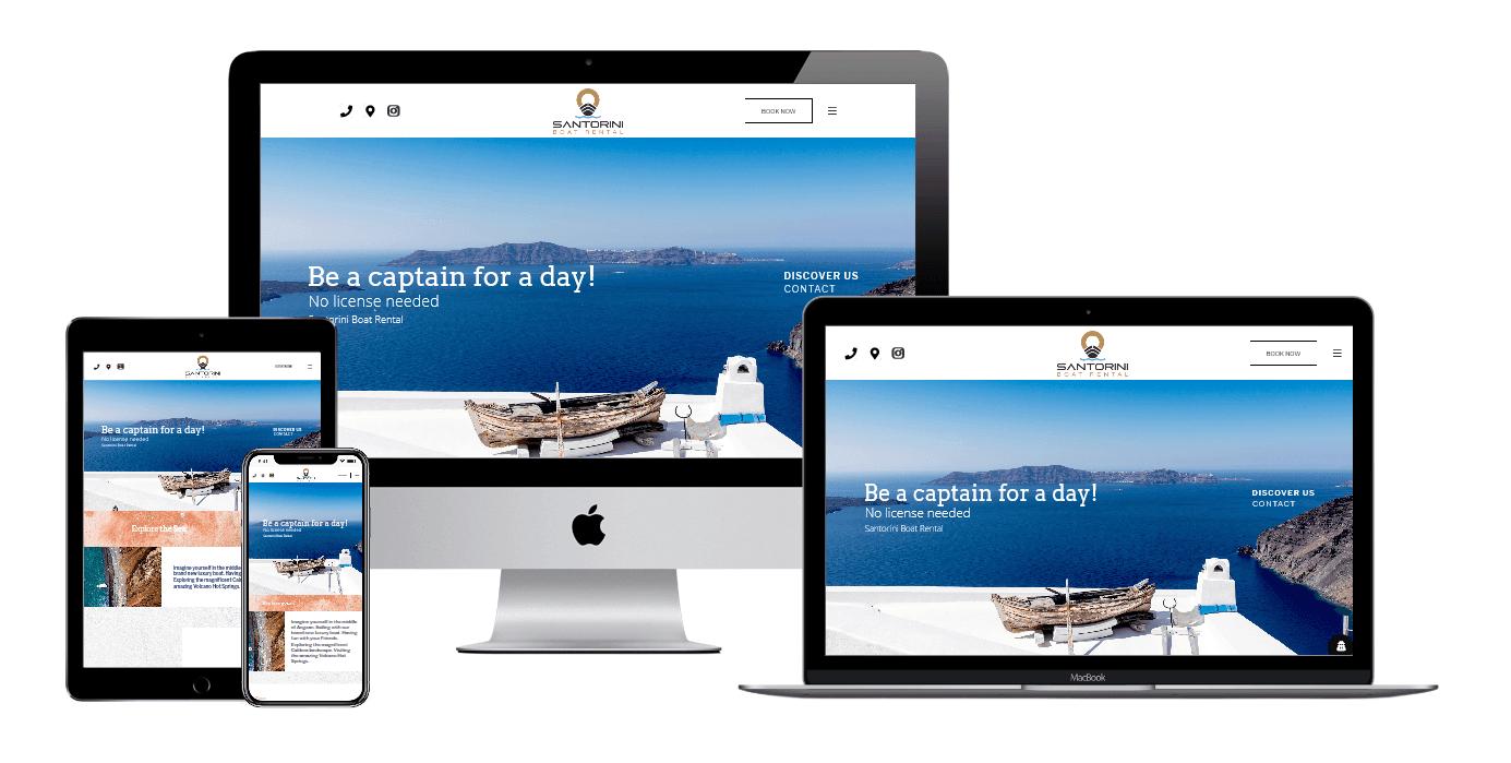 Santorini Boat Rental